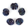 Lamp Bead Seashell 5Pc 22x18mm Manta Ray